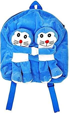 Jassi Toy Kids School Bag Soft Plush Backpack Cartoon Toy, Childrens Gifts Boy Girl/Baby/ Decor School Bag for Kids