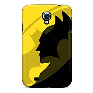 Premium Galaxy S4 Case - Protective Skin - High Quality For Yellow Batman
