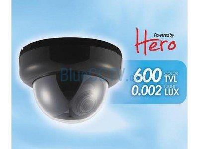EYEMAX DO-612V - SUPERDOME® Series Dome Camera - 650TVL + Sony Super HAD II + 2.8~12mm AVF + WDR + 3DDNR + HLM + SENS-UP