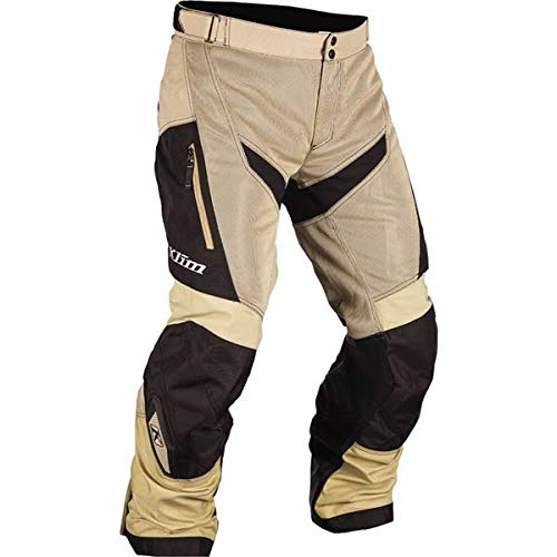 Tan/Black Sz 40 Klim Mojave Vented Pants