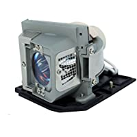 AuraBeam Economy Optoma EX763 Projector Replacement Lamp with Housing