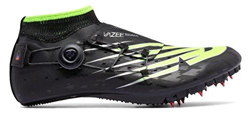 注釈天才人質(ニューバランス) New Balance 靴?シューズ メンズランニング Vazee Sigma Black with Firefly ブラック Men's 6 , Women's 7.5 (M 24, W 24.5)