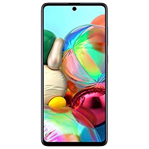 Samsung Galaxy A71 (Prism Crush Black, 8GB RAM, 128GB Storage) with No Cost EMI/Additional Exchange Offers