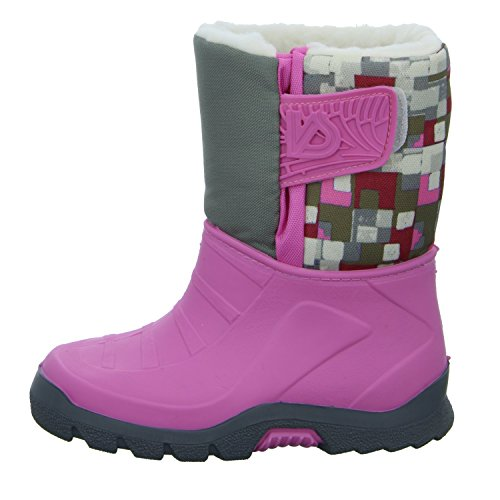 Sneakers F280-17 Mädchen Regenstiefel Rot (Pink)
