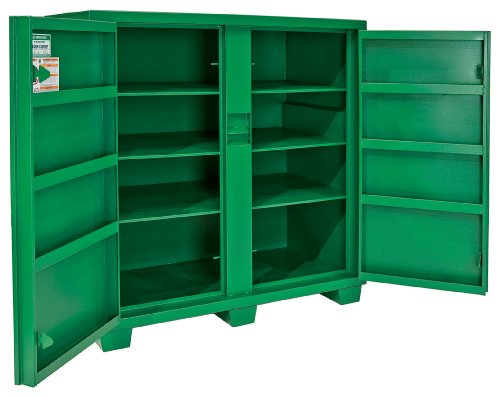 Greenlee 5760TD Utility Cabinet, 2 Door, 56-Inch By 60-Inch By 30-Inch by Greenlee