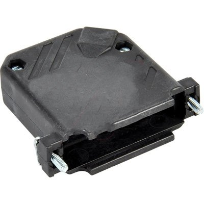 Hood; D-Sub; 25Pos; 45DegExit; CPPSeries; Thermoplastic; 13.26mmCblDia Northern Technologies C88E221004