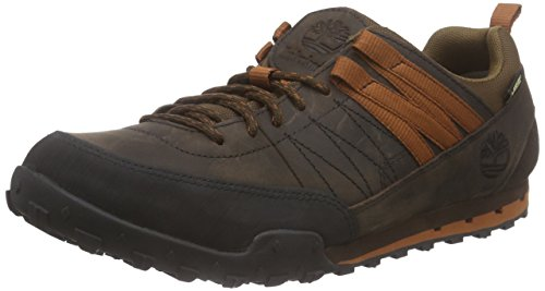 Timberland Herren Greeley Approach Low Leat Oxford Braun (Brown)