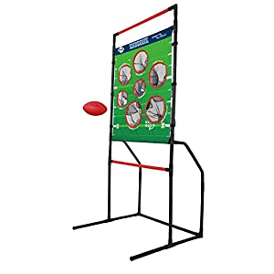 Sport Squad Endzone Challenge – 2-in-1 Football Toss and Flying Disc Toss – Backyard and Lawn Game for Indoor and…