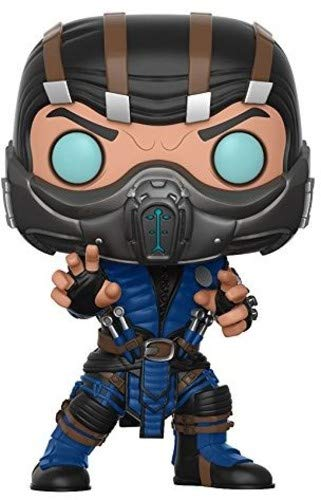 Funko Pop Games: Mortal Kombat-Subzero (Styles May Vary) Collectible Vinyl Figure]()