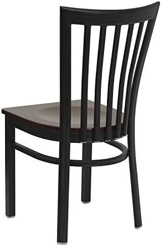 home, kitchen, furniture, kitchen, dining room furniture,  chairs 8 on sale Flash Furniture 2 Pk. HERCULES Series Black School in USA