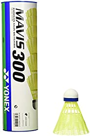 YONEX Mavis 300 Badminton Medium Speed Volant Nylon Shuttlecock