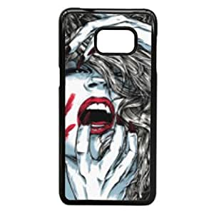 Samsung Galaxy S6 Edge Plus Phone Case Black FRIDAY THE 13TH FORCEFUL ENTRY RJ2DS6496967