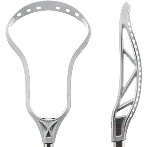 Mirage East Coast Dyes Unstrung Lacrosse Head White 300011-1P