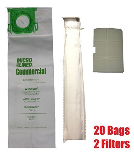 Exhaust Bag Filter - 8
