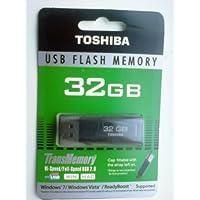 Toshiba U2P-032GT(A) 32 GB USB 2.0 Flash Drive External