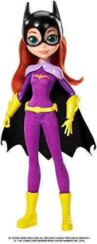 DC Super Hero Girls 5 Pack Wonder Woman  Supergirl Batgirl Harley Quinn Catwoman