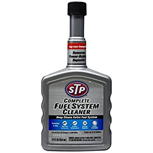STP Complete Fuel System Cleaner (12 fluid ounces), 18025G