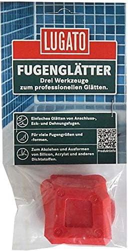 Lugato Wie Gummi Fugengl/ätter