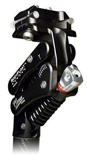 Cirrus BodyFloat 2.0 Aluminum Suspension Seat Post 27.2mm/350mm (Small 100-150 lbs)