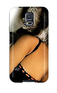 Hot New Charisma Carpenter 53 Celebrity Charisma-carpenter People Celebrity Case Cover For Galaxy S5 With Perfect Design