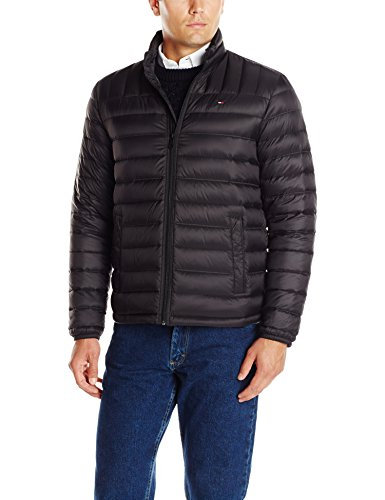 Tommy Hilfiger Mens Packable Jacket