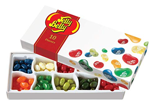 Jelly Belly Jelly Beans Beananza Gift Box, 10 Flavors, 4.25-oz ()