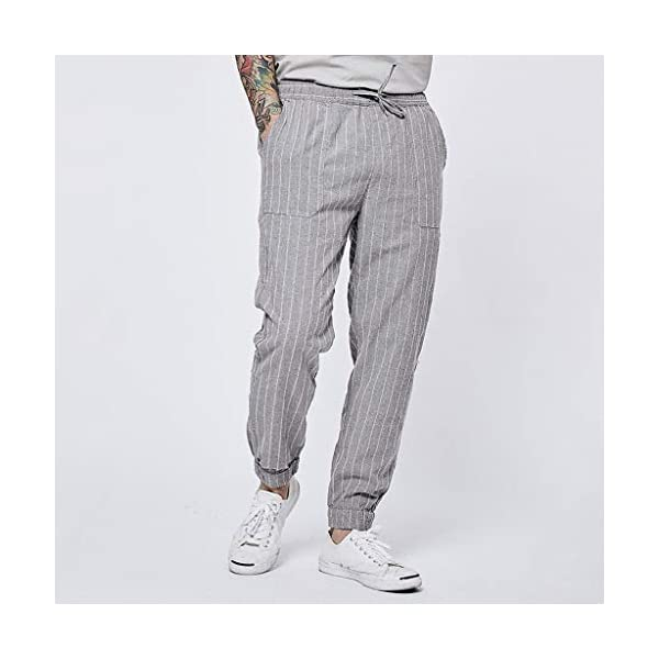 FRAUIT Pantaloni Uomo Lino Eleganti Pantaloni Ragazzo Corti Estivi Pantaloni Uomini Elegante Elasticizzati Pantalone da Lavoro Estivo Pantaloncini Leggero con Tasche Pantaloncino Bermuda Shorts Mare