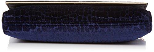 Dune Bronto - Pochette da giorno Donna, Blue (Navy), 2x18x27 cm (W x H L)