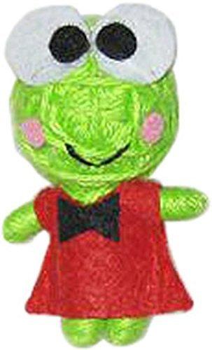 Hello Kitty Frog - Officially Licensed Hello Kitty Keroppi Frog 2.5