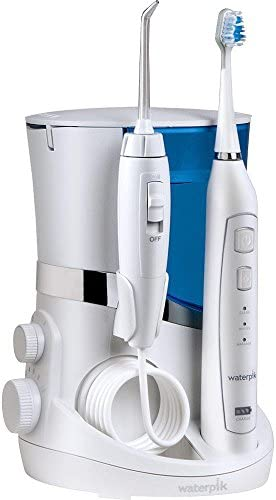 Waterpik Wp-861 Blue White Complete Care 5.0