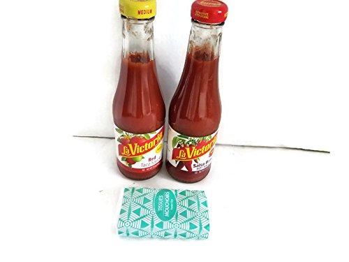 victoria hot taco sauce - 4