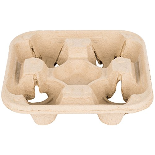 hot beverage carrier disposable - 3