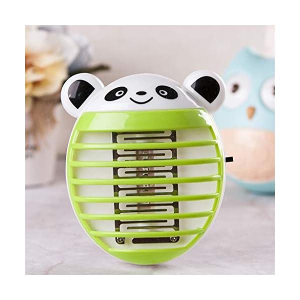 Zanzara Trappola per Interni, Mosquito Killer Light Safe USB, Plug, Basso Consumo, Ultra-Silenzioso, LED Zanzara Killer… 2 spesavip