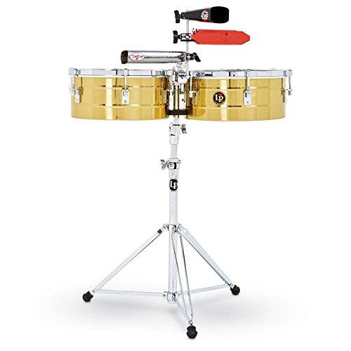 """LP 14"""" & 15"""" Tito Puente Timbales - Brass"""