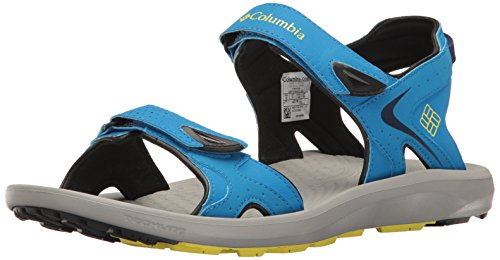 Columbia Men's TECHSUN Athletic Sandal, Blue Magic/Zour, 10 D US