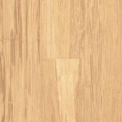 "Natural Bamboo Expressions 5-1/4"" Solid Bamboo Flooring in Cotton"