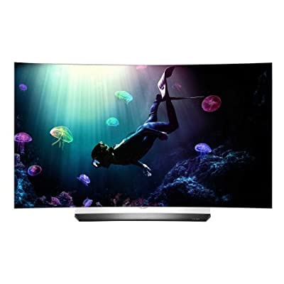 LG OLED55C6P 55-inch Smart 4K UHD Curved OLED TV Cinematic Color webOS 3.0 Smart TV