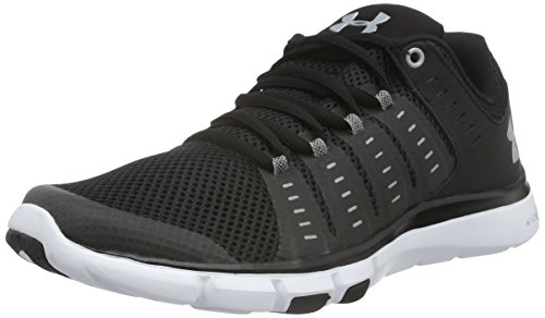 Under Armour Herren Micro G Limitless Training 2 Hallenschuhe, Schwarz (Black), 44 EU