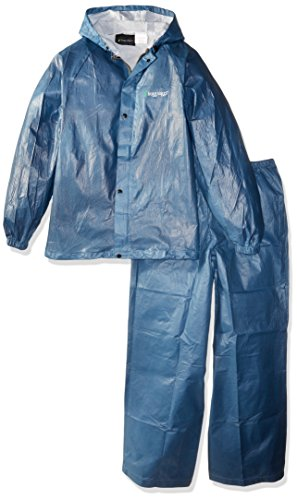 Frogg Toggs Pro Lite Rain Suit, Medium/Large, Royal Blue