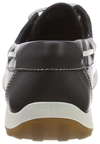 Ecco Mens Dip Power Mocassino Barca Marina
