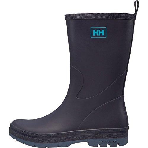 Helly Hansen Damen Midsund 2 Trekking-& Wanderstiefel Blau (Graphite Blue/ Vintage Indigo/ Aqua Blue)
