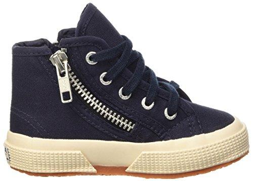 Superga unisex, niños 0-24 2795-Cotj Primera infancia (1-10 meses) zapatos Azul