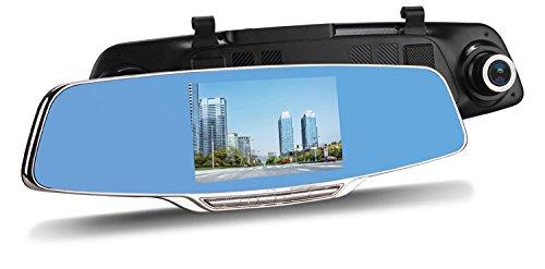 vordon 5901801523567DVR de 195fahrrec Order–5Pulgadas 1080p 36Meses de garantía Sensor G Tarjetas de Memoria microSD de hasta 32GB Negro