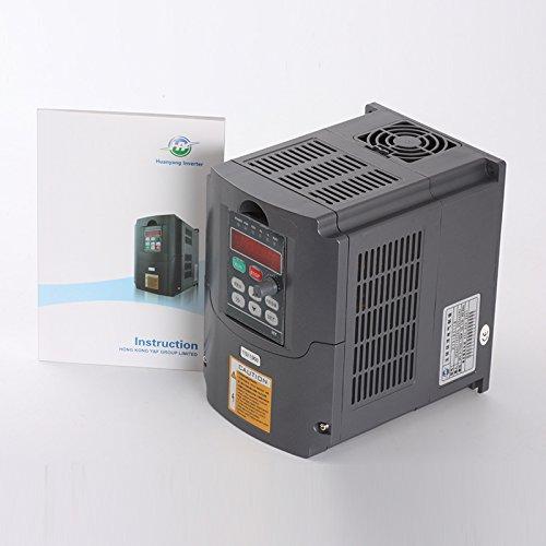 Konmison vfd drive vfd 110v 1 5kw 3hp vfd inverter for Vfd for 3hp motor