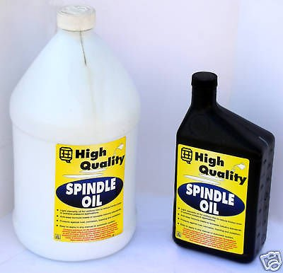1Gallon of Spindle Oil for Bridgeport Mill - Expedited NOT Available