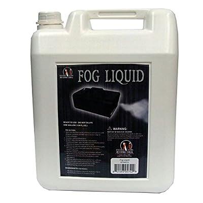 Morris Costumes Fog Fluid Juice Gallon Haunted House Fog Machine Prop Scary Realistic Halloween - IA234: Toys & Games