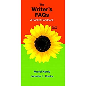 VangoNotes for The Writer's FAQs, 4/e Audiobook