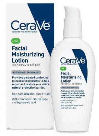 Cerave Cerave Day Time Facial Moisturizing Lotion AM, 3 Ounc