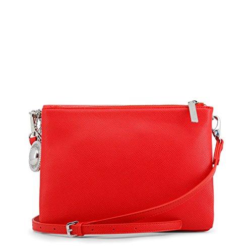 Cross Versace Women Red Bag Genuine Jeans Designer Bag Crossbody Body Women TdxqPOT