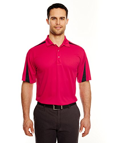 ultraclub-mens-cool-dry-sport-polo-8408-red-blacklarge